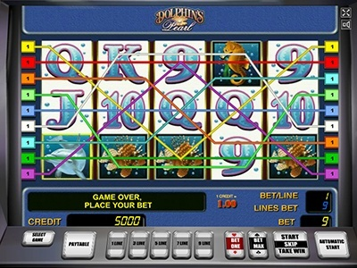 Dolphin Pearl Slot Game Download