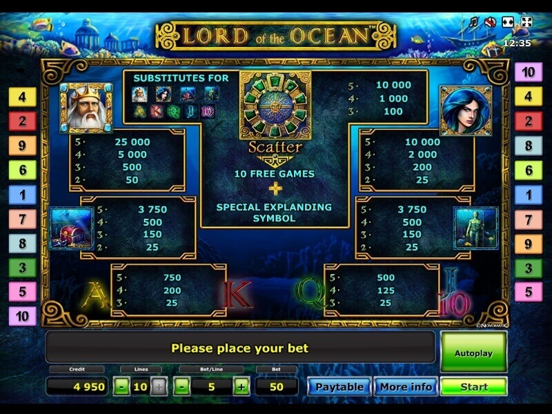 Lord of the ocean slot - play online for free! 2a4dbfe6d72f