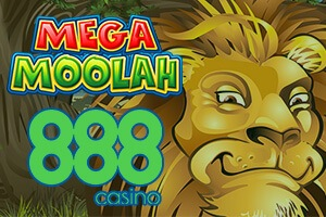 Mega Moolah Slot at 888casino